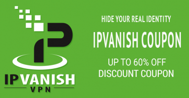 IPVanish Coupon - Up to 60% off Discount Coupon
