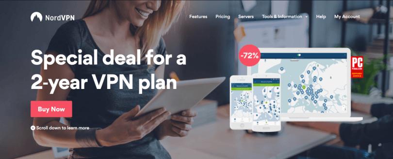 nordvpn coupon code for 2 year plan